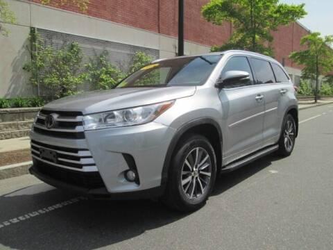 2018 Toyota Highlander for sale at Boston Auto Sales in Brighton MA