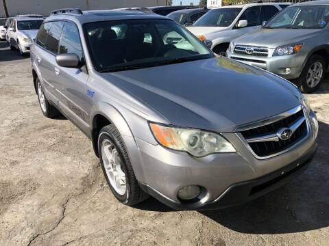 2008 Subaru Outback for sale at 101 Auto Sales in Sacramento CA