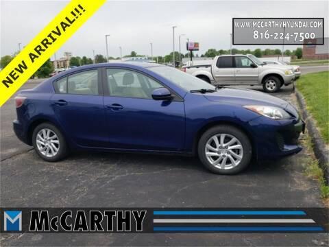 2012 Mazda MAZDA3 for sale at Mr. KC Cars - McCarthy Hyundai in Blue Springs MO