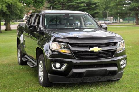 2016 Chevrolet Colorado for sale at Auto House Superstore in Terre Haute IN