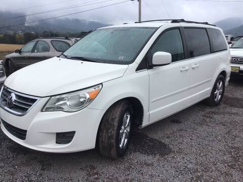 2010 Volkswagen Routan for sale at Troys Auto Sales in Dornsife PA