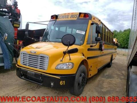 2017 Freightliner B2 Chassis for sale at East Coast Auto Source Inc. in Bedford VA