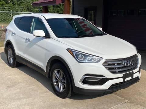2017 Hyundai Santa Fe Sport for sale at Affordable Auto Sales in Cambridge MN