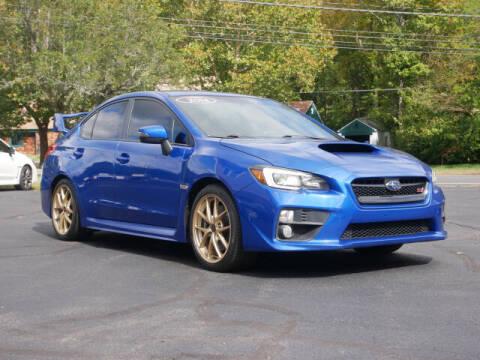 2015 Subaru WRX for sale at Canton Auto Exchange in Canton CT