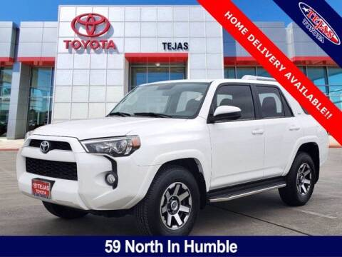 2016 Toyota 4Runner for sale at TEJAS TOYOTA in Humble TX