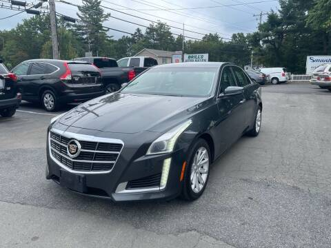 2014 Cadillac CTS for sale at Brill's Auto Sales in Westfield MA