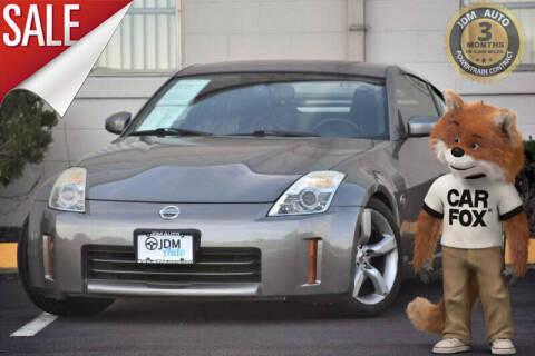 2008 Nissan 350Z for sale at JDM Auto in Fredericksburg VA