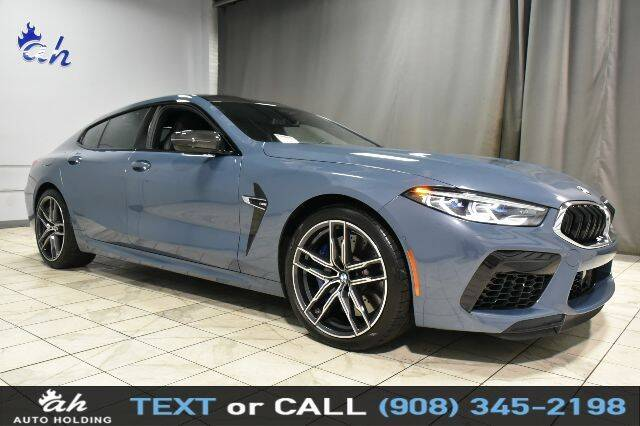 2020 BMW M8 for sale at AUTO HOLDING in Hillside NJ