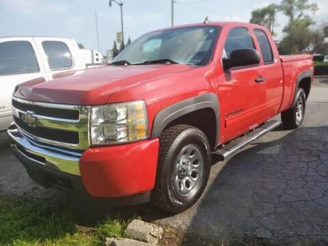 2010 Chevrolet Silverado 1500 for sale at Paramount Motors in Taylor MI