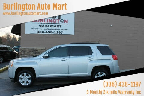 2015 GMC Terrain for sale at Burlington Auto Mart in Burlington NC