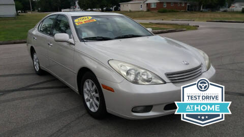 2004 Lexus ES 330 for sale at Magana Auto Sales Inc in Aurora IL