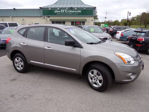 2012 Nissan Rogue for sale at Jim O'Connor Select Auto in Oconomowoc WI