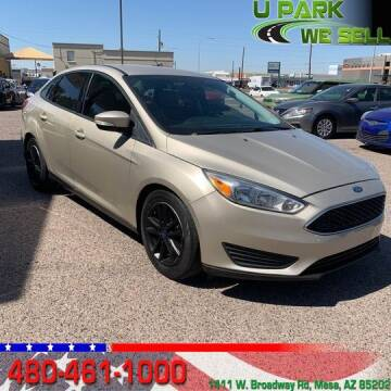 2017 Ford Focus for sale at UPARK WE SELL AZ in Mesa AZ