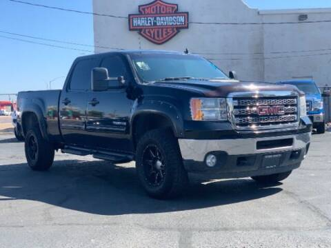 2014 GMC Sierra 3500HD for sale at Curry's Cars Powered by Autohouse - Brown & Brown Wholesale in Mesa AZ
