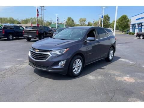 2018 Chevrolet Equinox for sale at Stanley Chrysler Dodge Jeep Ram Gatesville in Gatesville TX