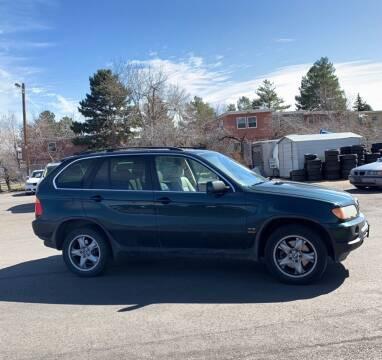 2001 BMW X5 for sale at Senor Coche Auto Sales in Las Cruces NM