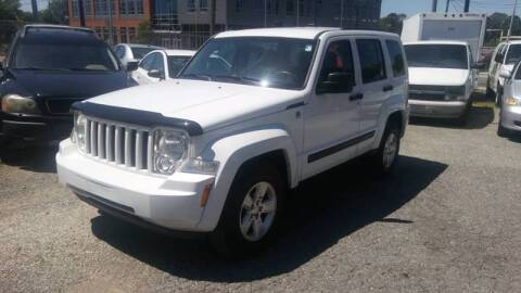 2012 Jeep Liberty for sale at Specialty Bank Liquidators in Greensboro NC