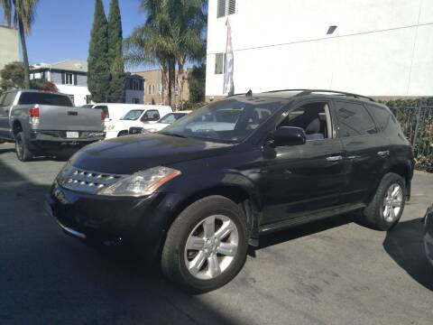 2006 Nissan Murano for sale at Western Motors Inc in Los Angeles CA