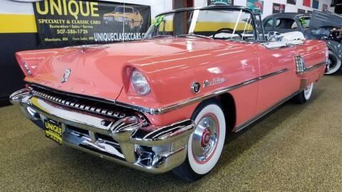 1955 Mercury Montclair for sale at UNIQUE SPECIALTY & CLASSICS in Mankato MN