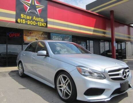 2014 Mercedes-Benz E-Class for sale at Star Auto Inc. in Murfreesboro TN