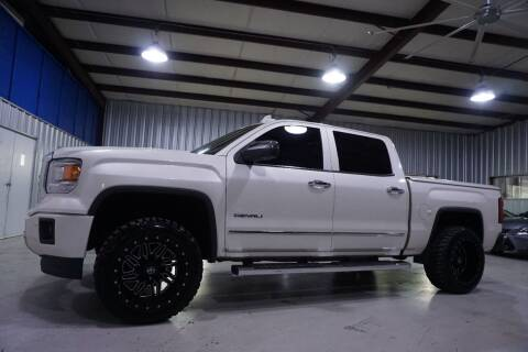 2015 GMC Sierra 1500 for sale at SOUTHWEST AUTO CENTER INC in Houston TX