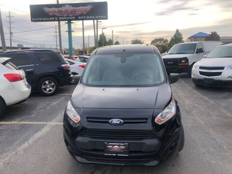 2014 Ford Transit Connect Wagon for sale at Washington Auto Group in Waukegan IL