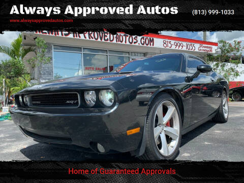 2009 Dodge Challenger for sale at Always Approved Autos in Tampa FL