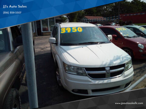 2010 Dodge Journey for sale at JJ's Auto Sales in Independence MO