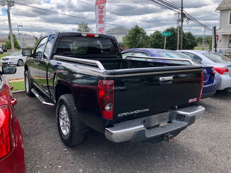2011 GMC Canyon for sale at Mayer Motors of Pennsburg in Pennsburg PA