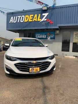 2019 Chevrolet Malibu for sale at Autodealz of Fresno in Fresno CA