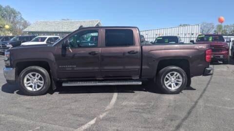2016 Chevrolet Silverado 1500 for sale at Alvarez Auto Sales in Kennewick WA