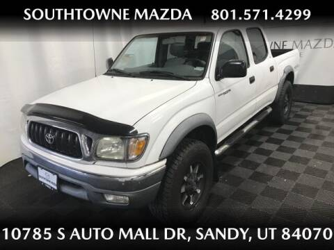 2002 Toyota Tacoma for sale at Southtowne Mazda of Sandy in Sandy UT