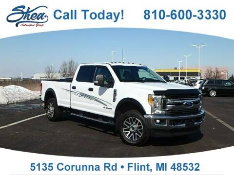 2017 Ford F-350 Super Duty for sale at Jamie Sells Cars 810 - Linden Location in Flint MI