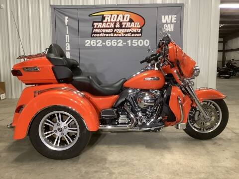 2014 Harley-Davidson® FLHTCUTG - Tri Glide® Ult for sale at Road Track and Trail in Big Bend WI