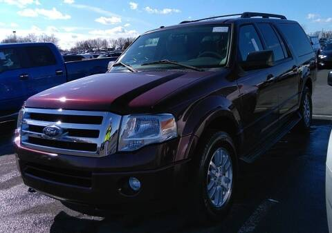 2011 Ford Expedition EL for sale at Angelo's Auto Sales in Lowellville OH
