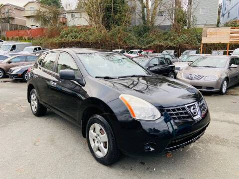 2010 Nissan Rogue for sale at Sport Motive Auto Sales in Seattle WA