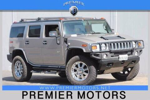 2007 HUMMER H2 for sale at Premier Motors in Hayward CA