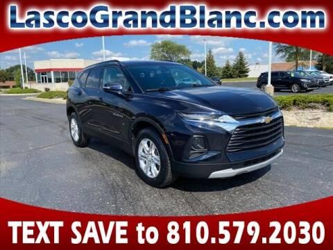2020 Chevrolet Blazer for sale at Lasco of Grand Blanc in Grand Blanc MI