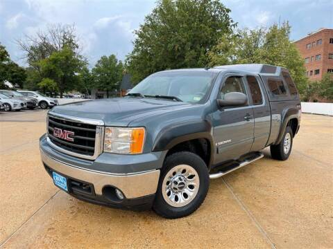 2007 GMC Sierra 1500 for sale at Crown Auto Group in Falls Church VA