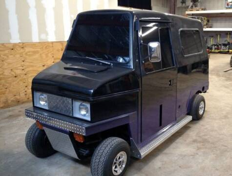 1987 Cushman Vanster for sale at Classic Car Deals in Cadillac MI