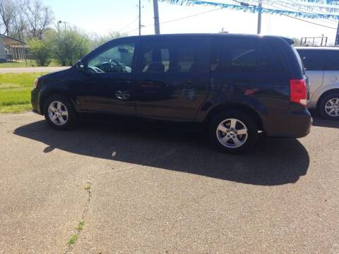 2013 Dodge Grand Caravan for sale at Frontline Auto Sales in Martin TN