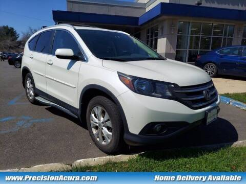 2013 Honda CR-V for sale at Precision Acura of Princeton in Lawrenceville NJ