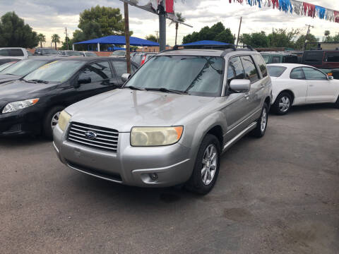 2006 Subaru Forester for sale at Valley Auto Center in Phoenix AZ