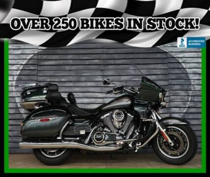 2017 Kawasaki Vulcan for sale at Motomaxcycles.com in Mesa AZ