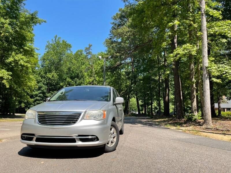 2012 Chrysler Town and Country for sale at Amana Auto Care Center in Raleigh NC