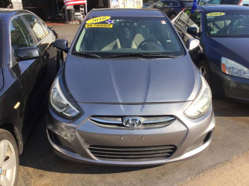 2016 Hyundai Accent for sale at Olsi Auto Sales in Worcester MA
