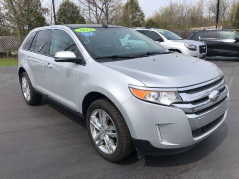 2014 Ford Edge for sale at Newcombs Auto Sales in Auburn Hills MI