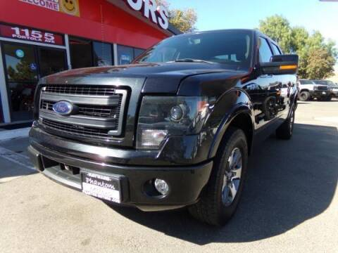 2014 Ford F-150 for sale at Phantom Motors in Livermore CA