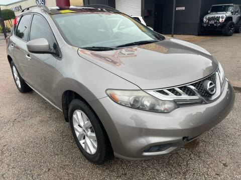 2012 Nissan Murano for sale at Austin Direct Auto Sales in Austin TX