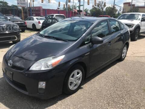 2010 Toyota Prius for sale at SKYLINE AUTO in Detroit MI